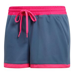 Women`s Club Tennis Short Tech Ink