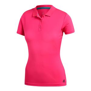Women`s Club Tennis Polo Shock Pink