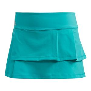 Women`s Advantage Layered Tennis Skort Hi-Res Aqua