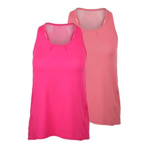 Women`s Tie-Back Tennis Tank