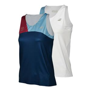 Women`s Wimbledon Performance Tennis Tank