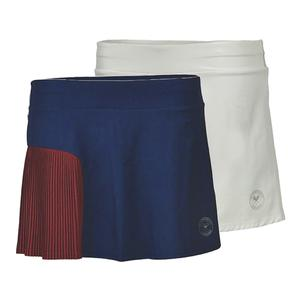 Women`s 13 Inch Performance Tennis Skort