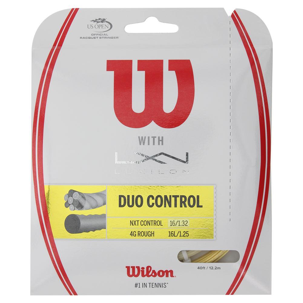 Duo Control Hybrid Tennis String