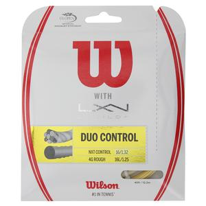 Duo Control Hybrid Tennis String