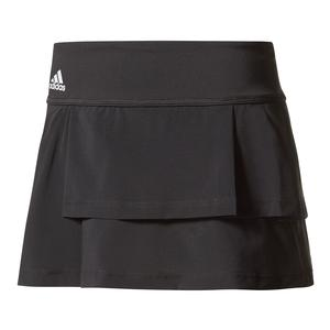 Women`s Advantage Layered Tennis Skirt Black
