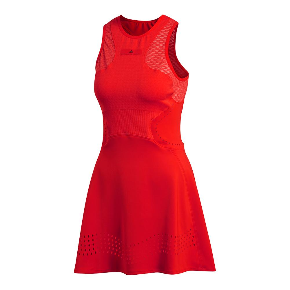 Women's Stella Mccartney Tennis Dress Core Red