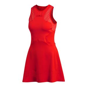Women`s Stella McCartney Tennis Dress Core Red