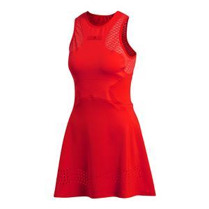 Women`s Stella McCartney Tennis Dress Core Red