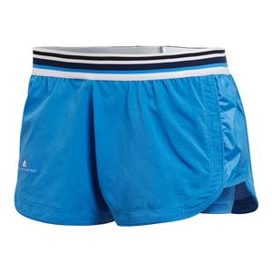 Women`s Stella McCartney Tennis Short Ray Blue