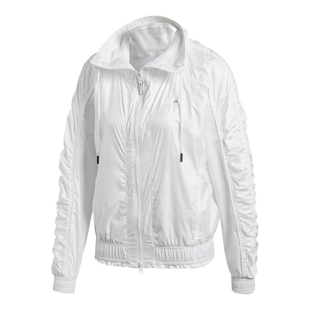 Women's Stella Mccartney Tennis Jacket White