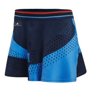 Women`s Stella McCartney Tennis Skort Night Indigo and Ray Blue