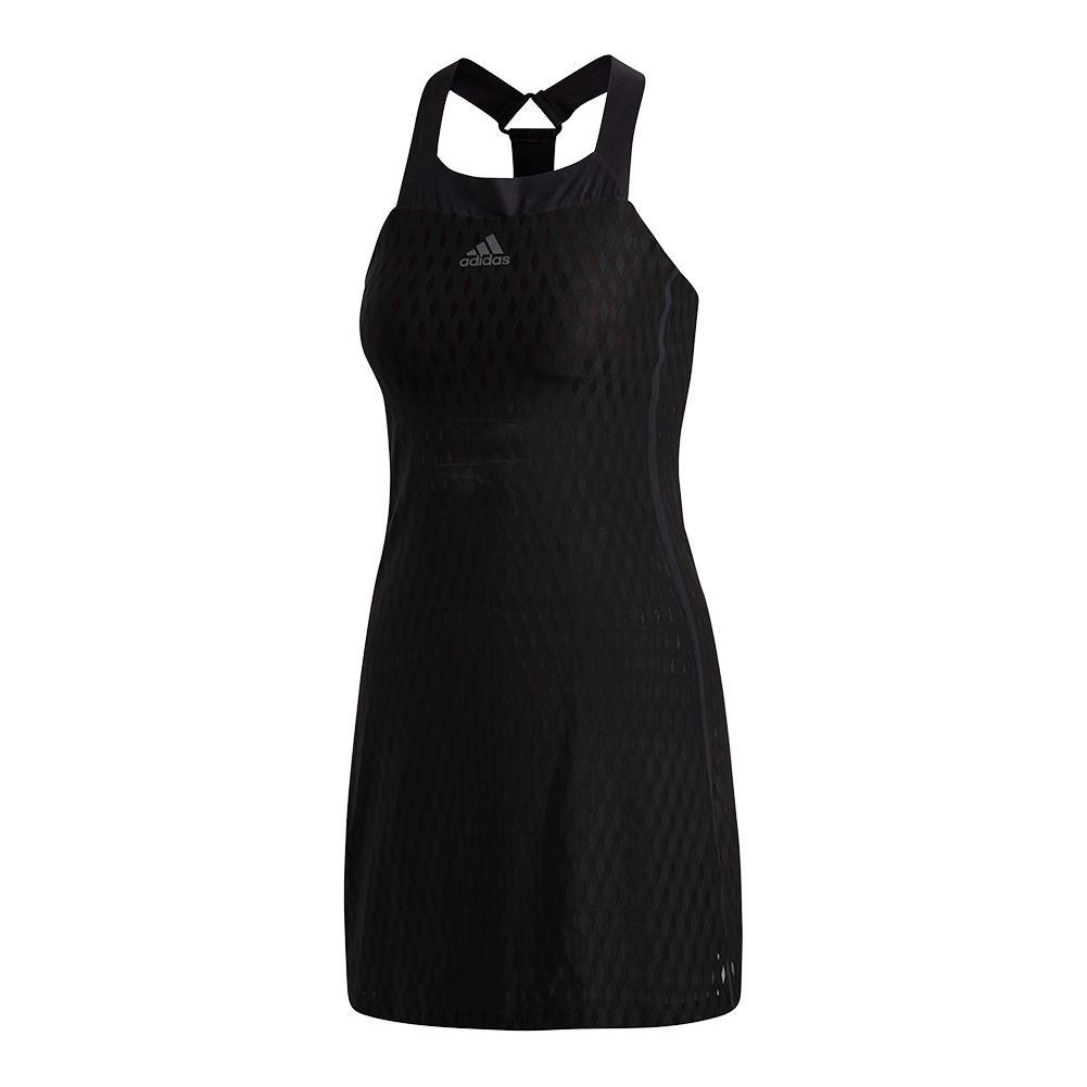 Women's Barricade Tennis Dress Black