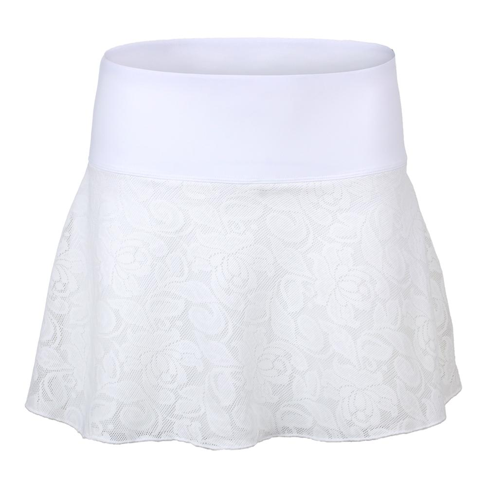 Women's The Championships Flounce 14.5 Inch Tennis Skort White