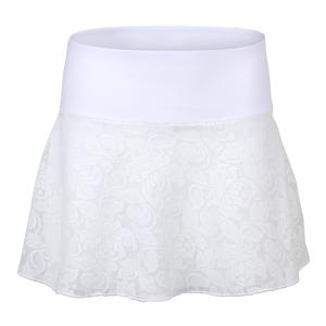 Women`s The Championships Flounce 14.5 Inch Tennis Skort White