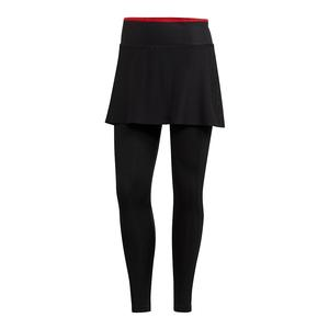 Women`s Barricade Tennis Skirt Legging Black