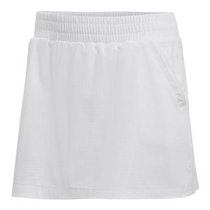 Women`s Seasonal 12.5 Inch Tennis Skort White