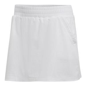 Women`s Seasonal 12.5 Inch Tennis Skort White