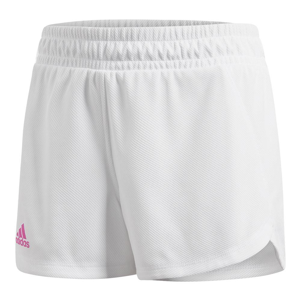 Women's Seasonal 3 Inch Tennis Short White