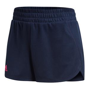 Women`s Seasonal 3 Inch Tennis Short Legend Ink