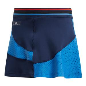 Girls` Stella McCartney Tennis Skort Night Indigo