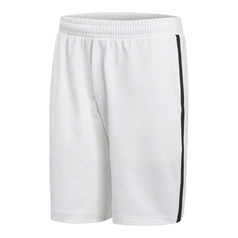 Men's Seasonal Bermuda Tennis Short White