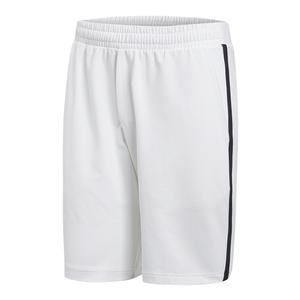 Men`s Seasonal Bermuda Tennis Short White