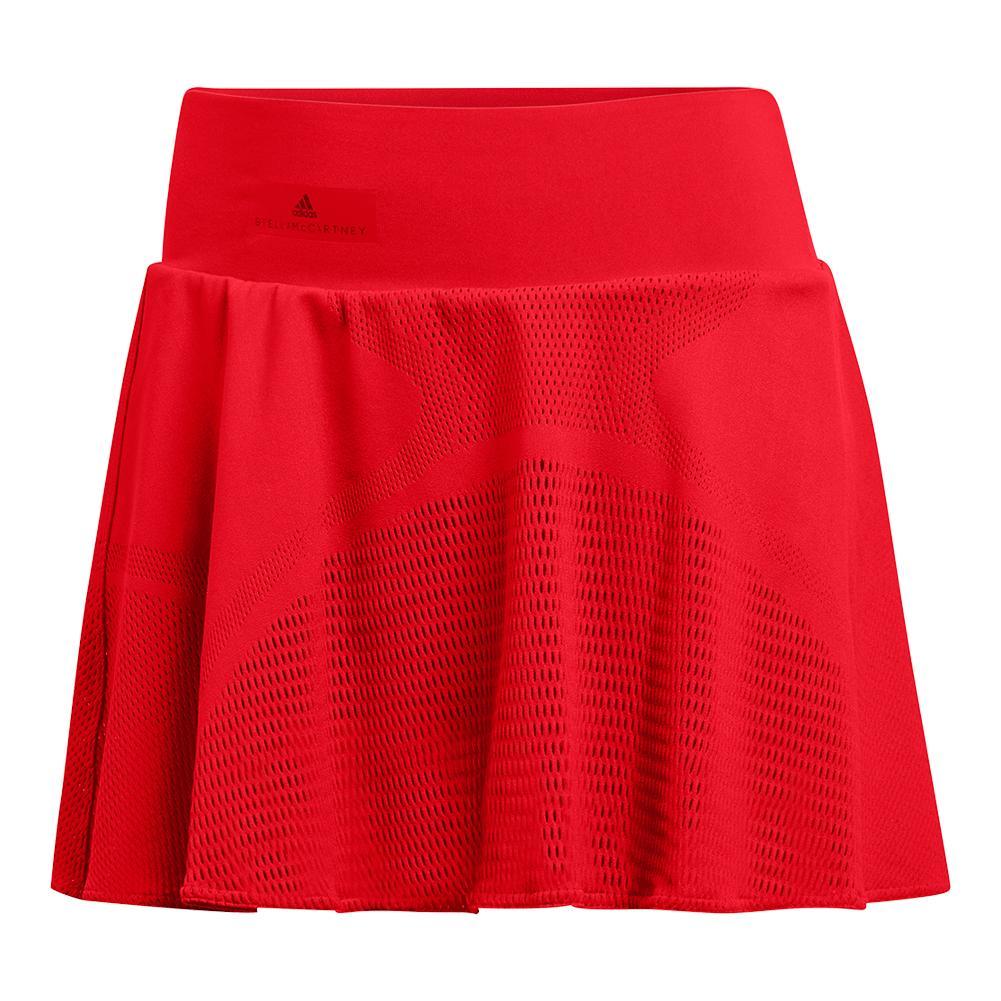 Women's Stella Mccartney Tennis Skort Core Red