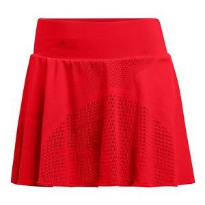 Women`s Stella McCartney Tennis Skort Core Red