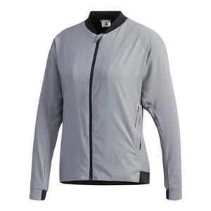 Women`s Barricade Tennis Jacket Gray