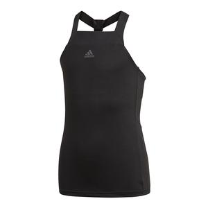 Girls` Barricade Tennis Tank Black