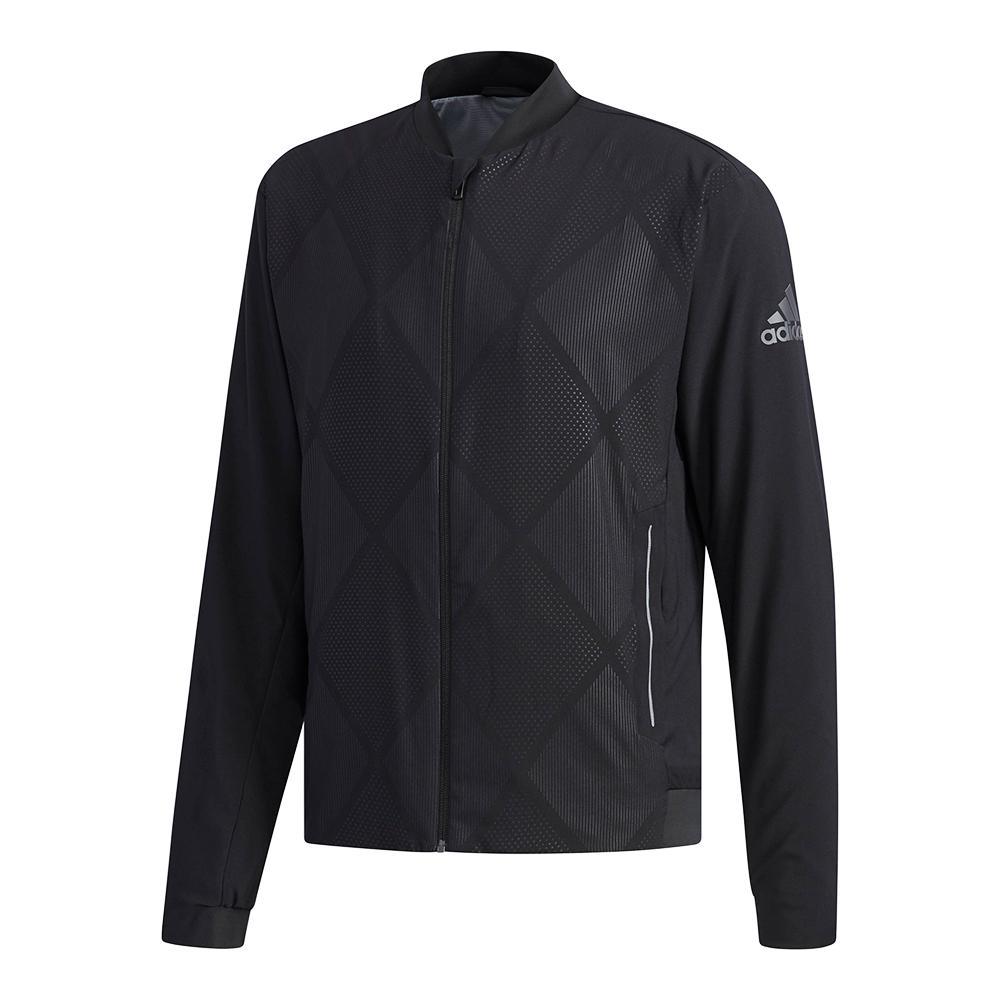 Men's Barricade Tennis Jacket Black