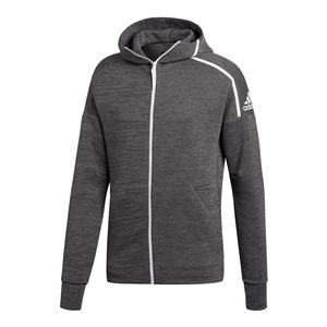 Men`s Tennis Zero Negative Energy Hoody Dark Gray Heather