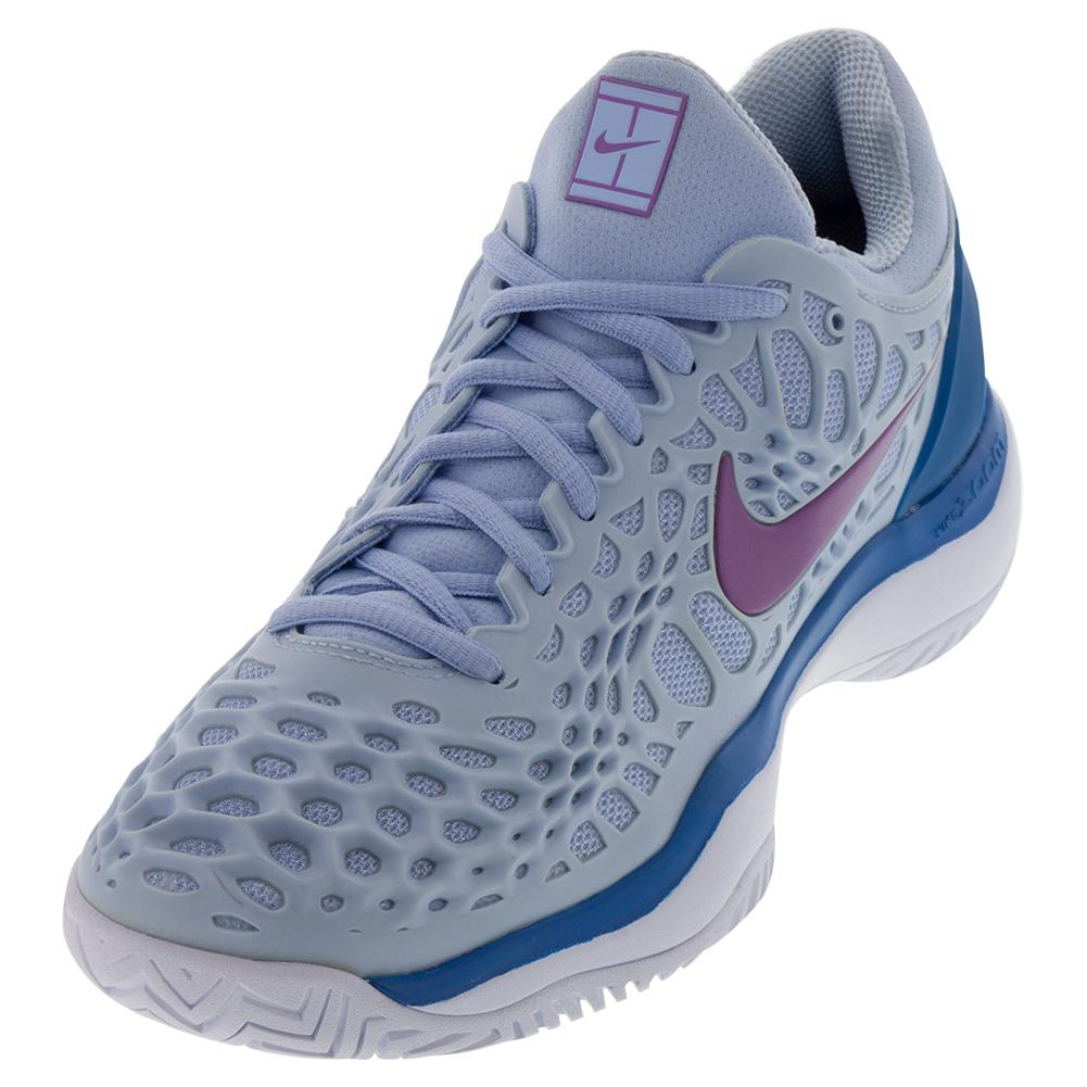 269f78a4fd50 Nike Women`s Zoom Cage 3 Tennis Shoes