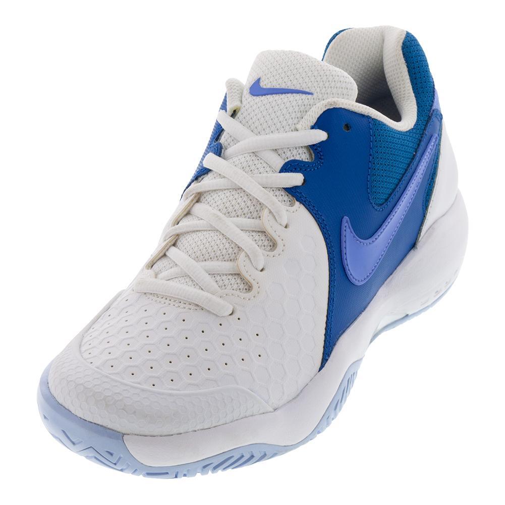 nike women`s air zoom resistance tennis shoes