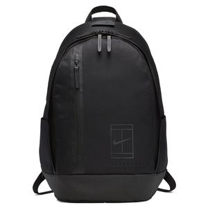 Court Advantage Tennis Backpack Black and Anthracite