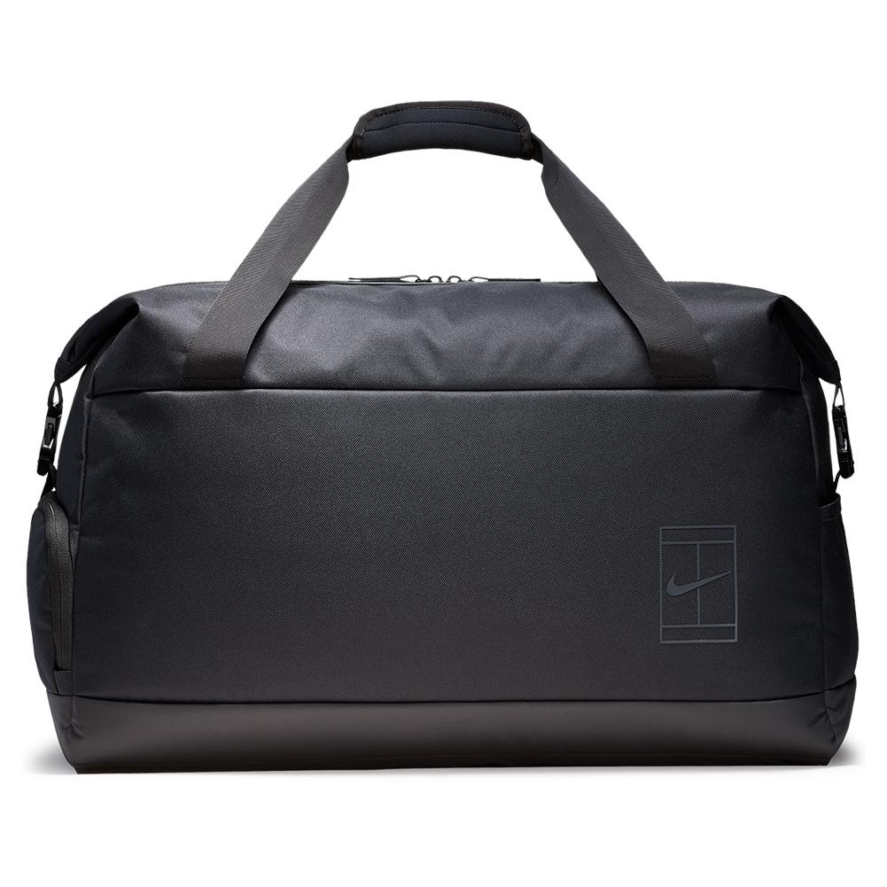 f74270ce Nike Court Advantage Tennis Duffel Bag in Black and Anthracite