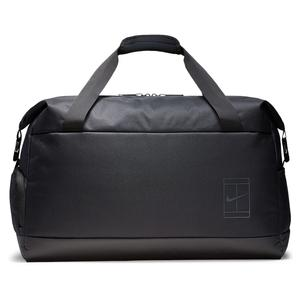 Court Advantage Tennis Duffel Bag Black and Anthracite