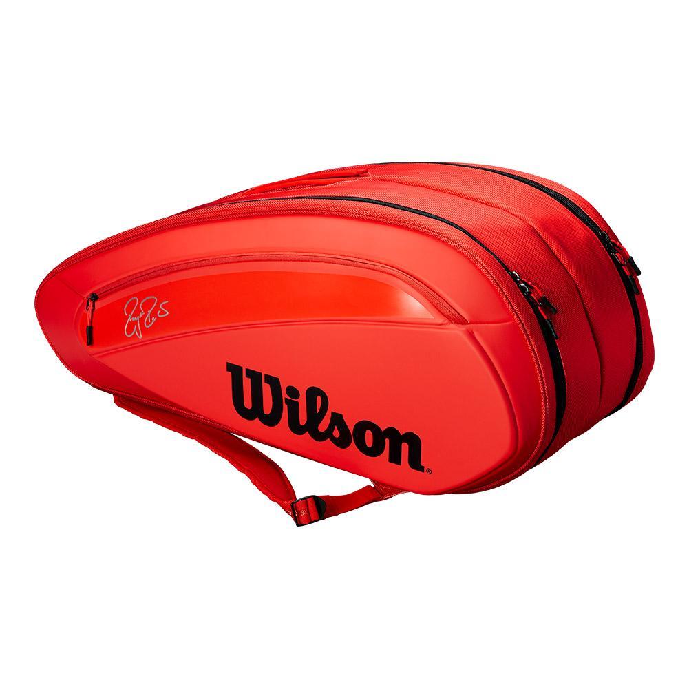 Federer Dna 12 Pack Tennis Bag Infrared