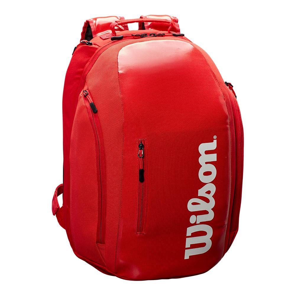 24b19e9cd4 WILSON WILSON Super Tour Tennis Backpack Infrared. Zoom