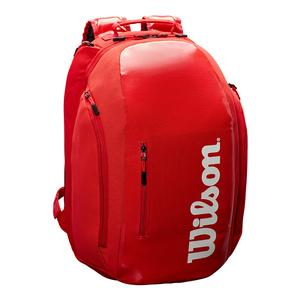 Super Tour Tennis Backpack Infrared