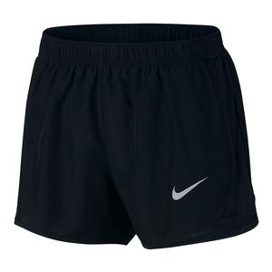Women`s Dry Tempo Running Short Black