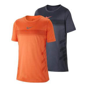 Boys` Court Rafa Legend Tennis Tee
