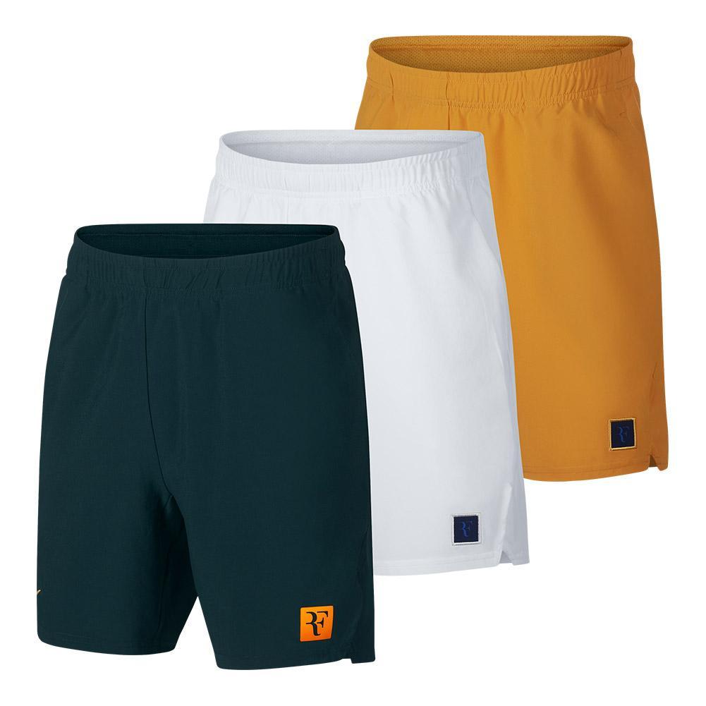 Boys ` Roger Federer Court Flex Ace 9 Inch Tennis Short