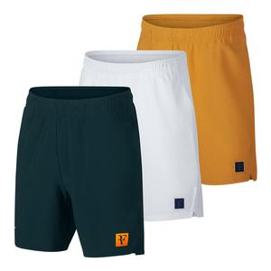 Boys` Roger Federer Court Flex Ace 9 Inch Tennis Short