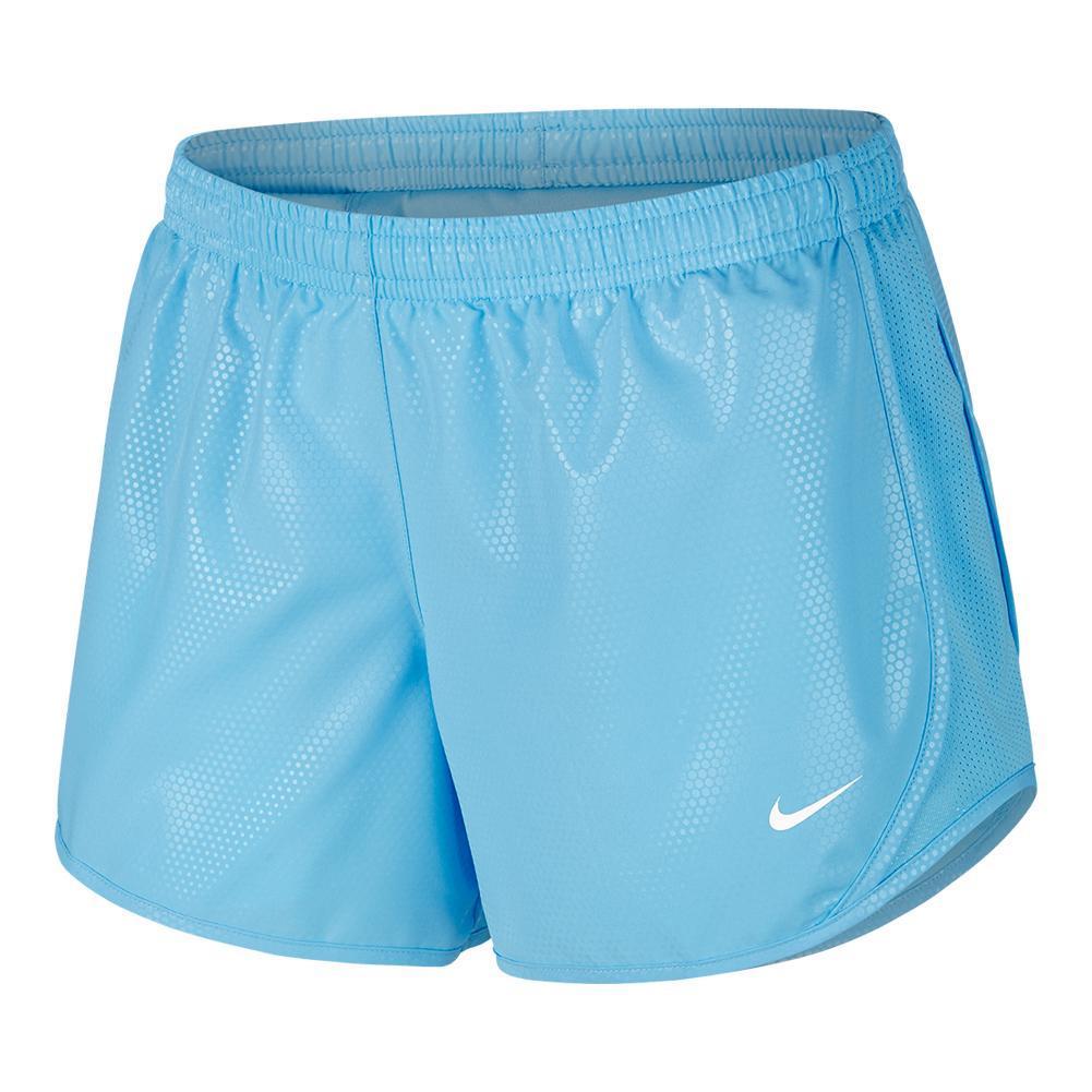 89ab3697 Nike Girls' Dry Tempo Running Short