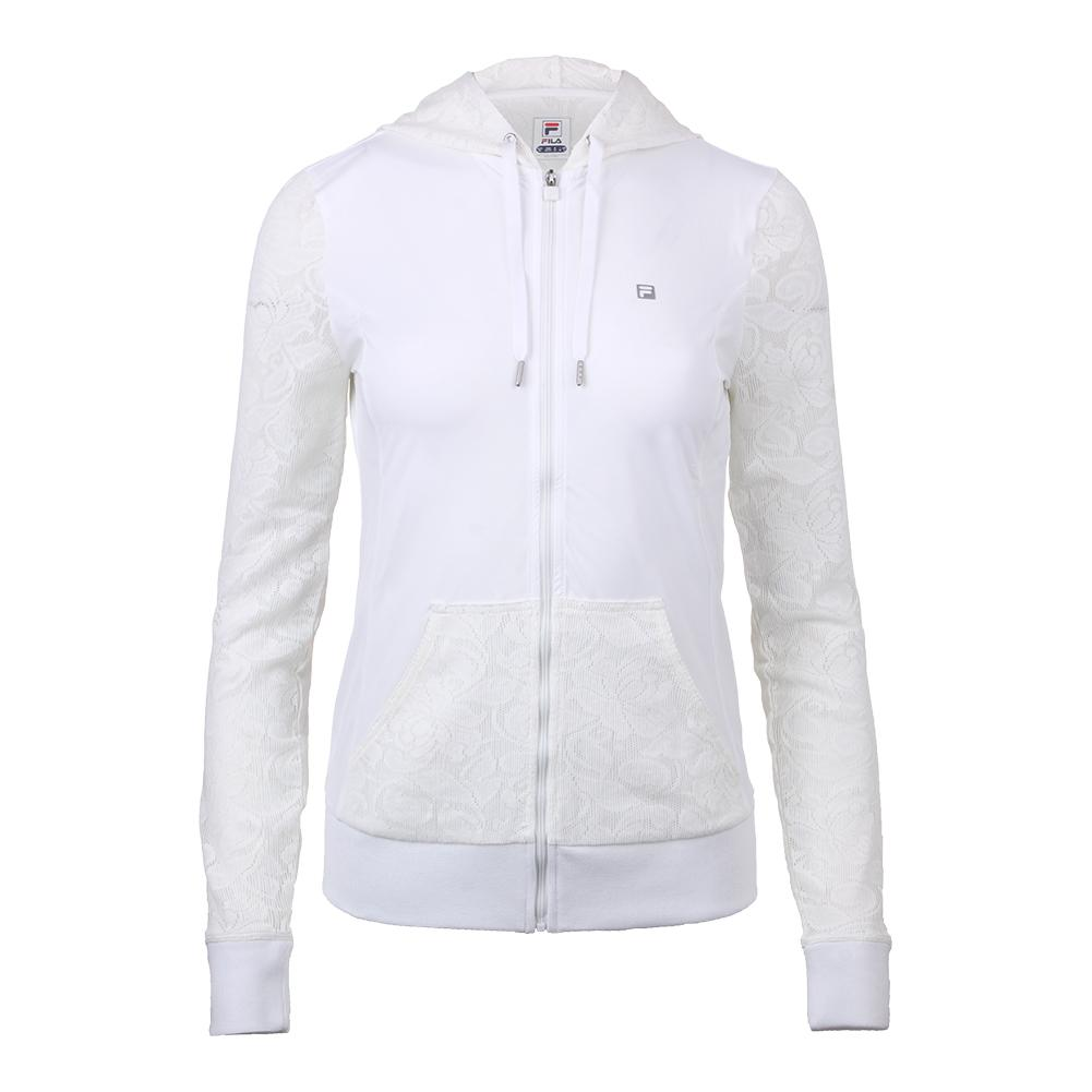 Women's The Championships Tennis Jacket White