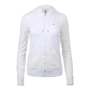 Women`s The Championships Tennis Jacket White
