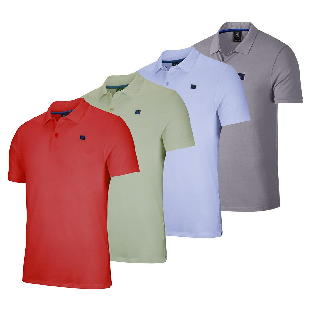 52e6013a Nike Men`s Roger Federer Court Essential Tennis Polo
