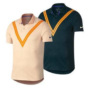 Men`s Roger Federer Court Advantage New York Tennis Polo