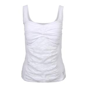 Women`s Secret Tennis Tank White